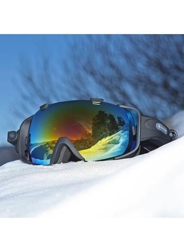Ops 1080P 12.0Mp Full Hd Kameralı Kayak ve Snowboard Gözlüğü-Liquid Image